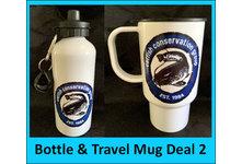 Drinks Bottle & Travel Mug Deal 2