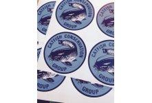 CCG Stickers Original Logo