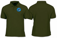 CCG Polo Shirts Embroidered Original Group Logo
