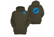 CCG Hoodies Embroidered Original Group Logo