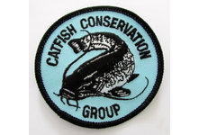 Sew On Embroidered CCG Badge - Original Logo