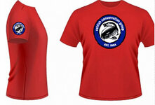 CCG Tee shirts Alternative Logo