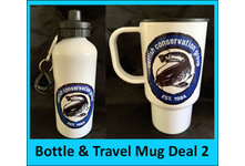 Drinks Bottle & Travel Mug Deal 2