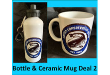 Drinks Bottle & Ceramic Mug Deal 2