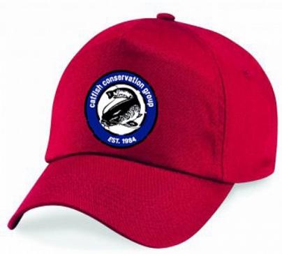 CCG Baseball Cap Alternative Logo