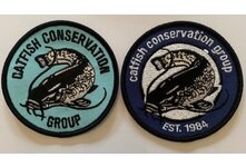 Sew On Embroidered CCG Badge - Mixed Logo Pair