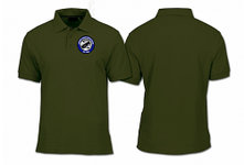 CCG Polo Shirts Embroidered Alternative Logo